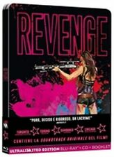 Revenge - UltraLimited Edition (Blu-Ray Disc + CD + Booklet - SteelBook)