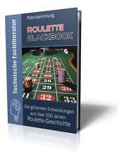 Roulette Blackbook (colección de patentes) - eBook en formato PDF