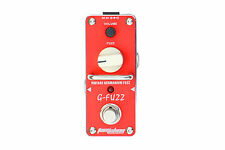 Tom's Line Engineering AGF-3 G-Fuzz Vintage Germanium Fuzz Guitar Effects Pedal