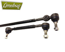 "VW T1 LHD Beetle 4"" Narrowed Track Rods with Tie Rod Ends M10 Early Beetle Ghia"