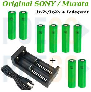 Sony Konion VTC6 VTC5A VTC5 US18650 Akku Original 30A Batterie Akkuzelle