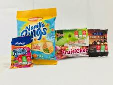 SWEETS PARTY CANDY KIDS Snacks Foods Assortment 5pcs FREE Set Natural Vitamins