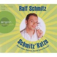 """RALF SCHMITZ """"SCHMITZ' KATZE: HUNDE HABEN..."""" 3 CD NEU"""
