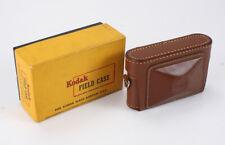 FIELD CASE ONLY FOR A KODAK FLASH BANTAM F/4.5, BOXED/cks/198925