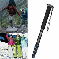 NEW 5-Section Aluminium alloy DSLR Camera Monopod Unipod Walking Stick A-222