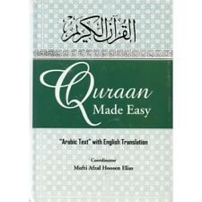 Qur'an Quran Koran Made Easy Arabic English Translation Afzal Hoosen Elias