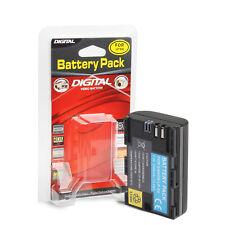 2x LP-E6N LPE6N Battery for Canon EOS 5D2 5D3 6D 60D 70D 7D Mark II LC-E6E LP-E6