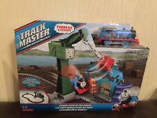 Nuevo Y En Caja-Thomas Friends Track Master Demolition And Docks Set motorizados At The