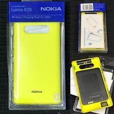 Nokia Lumia 820 - Original Case - Wireless Charging Shell CC-3041 lumia YELLOW