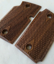 Walnut Wood Grips, Classic Checkering - Will fit Sig Sauer P938