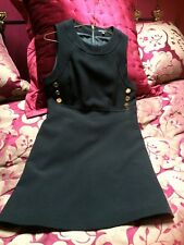 Warehouse Black Dress Size 12 Immaculate Condition