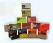 Nubian Heritage Natural Soap Black Coconut Peppermint Carrot Chai - Full Range