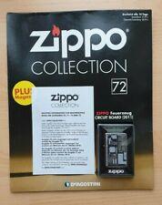 Original Zippo Collection Sturmfeuerzeug Nr.72 Circuit Board (2011)Sammlung OVP