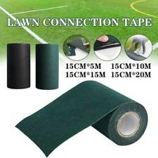 10M/5M Adhesive Artificial Grass Tape Joining Jointing Fixing Carpet Turf Tapes