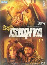 DEDH ISHQIYA - ARSHAD WARSI - NASEERUDDIN SHAH - HUMA QURESHI -NEW BOLLYWOOD DVD