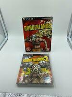 Borderlands 1 & 2 Sony PlayStation 3 PS3 PAL