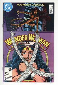 Wonder Woman #9 (DC 1987) NM 9.4 1st Barbara Ann Minerva appearance as Cheetah