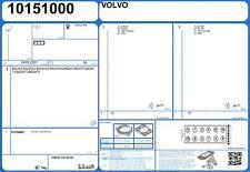 Full Engine Rebuild Gasket Set VOLVO S80 i 20V 2.4 170 B5244S (1/1999-7/2006)
