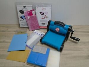 Sizzix Big Shot Express Electric Die Cutting and Embossing Machine & Extra Dies