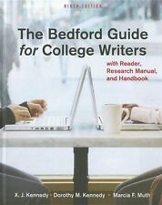 Bedford Guide for College Writers 9e 4-in-1 cloth