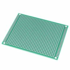 2pcs 7x9cm Double Sided PCB Breadboard Prototyping)