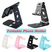 Universal Adjustable Mobile Phone Holder Stand Desk Swivel Foldable Hot 2020