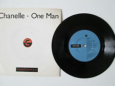 CHANELL - One Man- 7 inch Single 1989 uk release