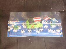 """Siku 4937 : voiture Smart """"football Autriche"""" 1:50 neuve emballée"""