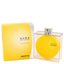Jacomo Aura EDT Eau De Toilette Spray 71ml Womens Perfume