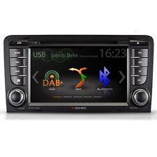 ZENEC Z-E3150 Infotainer für Audi A3 8P 8PA  Bluetooth CD DVD USB Digitalradio