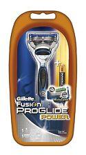 GILLETTE Fusion ProGlide Power Rasoio ** Nuovo **