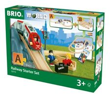 BRIO 33773 Railway Starter Set (Set A) toy train.Free Post. Ship from Melbourne
