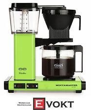 Technivorm Moccamaster KBG741 AO Filter Coffee Maker Fresh Green Genuine NEW