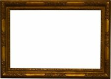 English 18th Century Gold Leaf Lely Picture Frame (22x34) (SKU 2030)