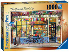 Ravensburger 15337 The Greatest Bookshop 1000pc Jigsaw Puzzle