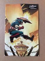 Captain America #27 Stormbreakers Patrick Gleason Variant Marvel 2021