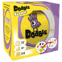 Dobble Classic - Dobble is a game of speed, observation and reflexes!