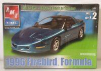1:25 Scale AMT ERTL 1996 Pontiac Firebird Fomula Plastic Model Kit