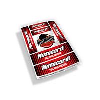 MOTOCARD 2020 STICKERBOMB - Stickers Decals Graphics A4 Sheet x1. WSBK SBK