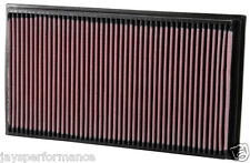 KN AIR FILTER REPLACEMENT FOR MERCEDES BENZ CLK430 4.3L V8; 1999-00