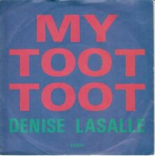 """My Toot Toot/Give Me Yo Most Strongest Whiskey 7"""" : Denise LaSalle"""
