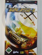 playstation JEU PSP L.A.RUSH ,utilisé mais bien
