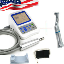 Dental Electric Endo Motor Root Canal Treatment+Low Speed Contra angle handpiece