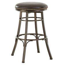 "Steve Silver BL500SBC Bali Backless Swivel Bar Chair 18""X18""X30"" NEW"