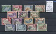 LM81117 Curacao 1942 airmail aviation airplanes lot used cv 90 EUR