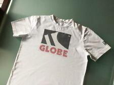 T Shirt Globe 14 Ans Blanc