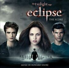 Twilight Saga: Eclipse the Score, , Good Soundtrack
