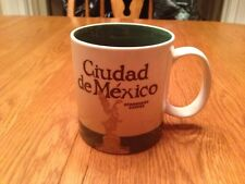 Starbucks Global Icon Series Ciudad De Mexico Mexico City Coffee Mug Brand New