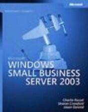 Microsoft  Windows  Small Business Server 2003 R2 Administrator's Companion (Pro