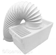 UNIVERSAL Tumble Dryer Condenser Vent Hose Ventillation Kit Box - Wall Mountable